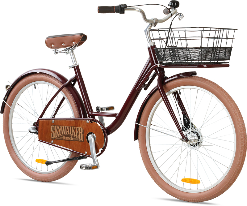Custom Republic Bike for Skywalker Ranch